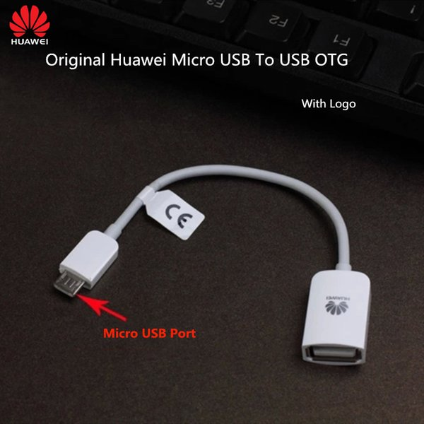 Original Huawei Pen Drive/U DISk/Mouse/Gamepad Micro USB To Usb OTG Cable Adapter For Huawei P6 P7 P8 P9 P10 Lite Nova 3i Mate 8