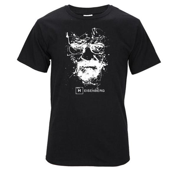 Top Qualität Baumwolle lustige Männer T-Shirt lässig Kurzarm brechen schlechten Druck Herren T-Shirt Mode cool T-Shirt für Männer