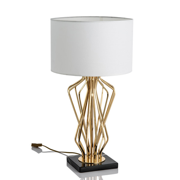 2019 Nordic Led White Black Pedestal Side Table Lighting With Lamp Shade For Modern Bedroom Living Room Decor From Dpgkevinfan 215 28 Dhgate Com
