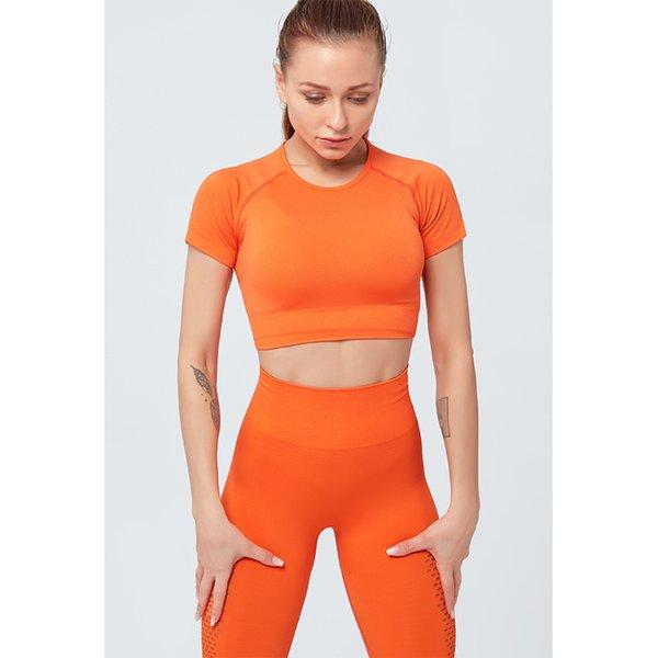 Orange Top Set