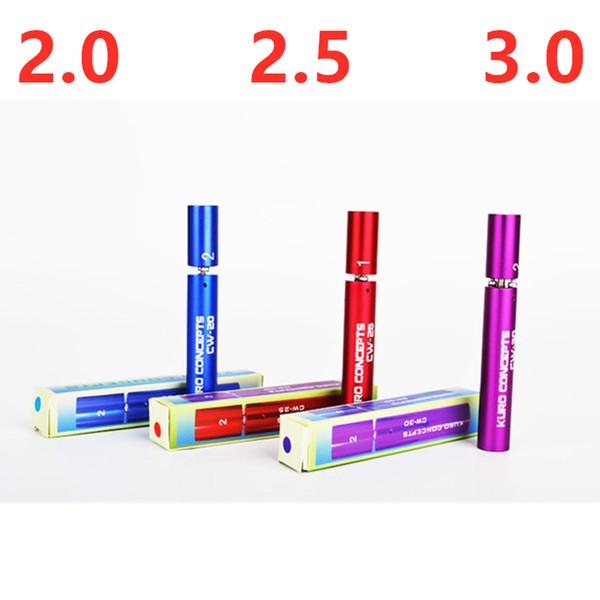 KURO KOILER 2.0mm 2.5mm 3.0mm Bobin Jig e Sigara için RDA RBA Tel Sarma Aracı Atomizer Bobin aracı Sarma Bobinleri 3 renkler