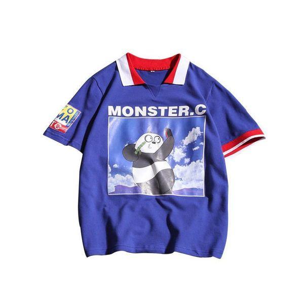 2019 Nouvelle Marque De Mode Designer De Luxe Polo Shirts Hommes Designer T-shirts Hommes Vêtements De Mode de Haute Qualité Fabriqué Qcc19847-22