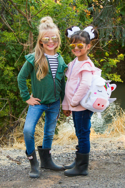 Baby Girls Coat New Spring Autumn Kids Long Sleeve Lotus Leaf Collar Jacket 2019 New Children Sweatshirt Zipper Outwear Clothing Z01