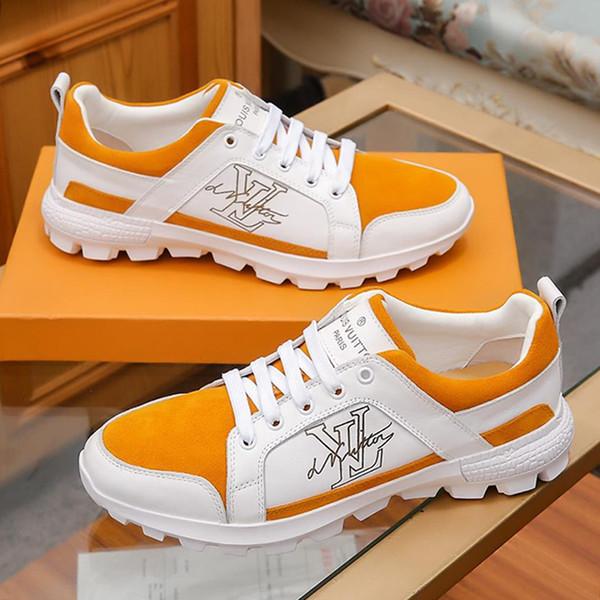 Chaussures baskets de luxe pour hommes de luxe Livraison rapide Drop Ship Plus Size Automne et Hiver Chaussures à lacets Chaussures Chaussures Herren Luxus Marken Schuhe