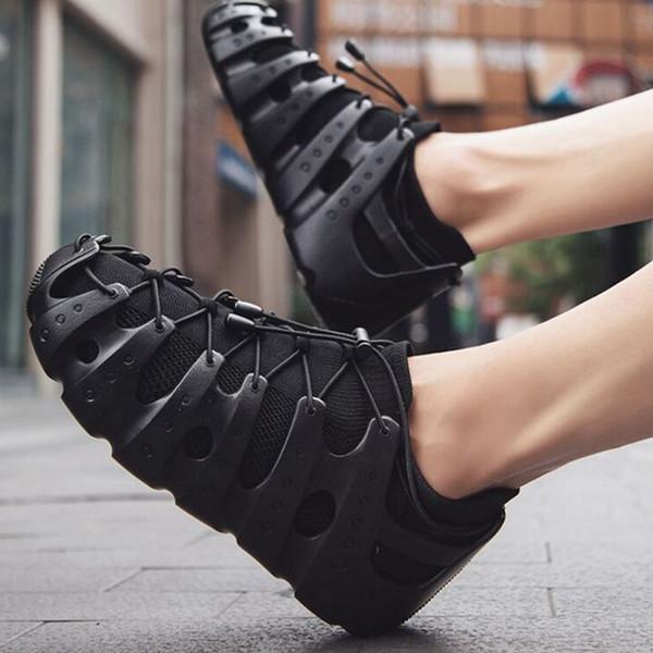 Yaz Su Ayakkabı Yalınayak Erkekler Eğilim Moda Roma Couple'S Hareketi Açık Yürüyüş Ayakkabıları Erkek Tai Kong Xie Kadınlar