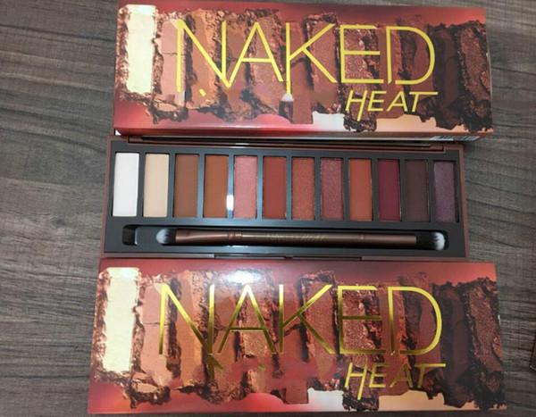 Vente chaude palette nue 12 couleurs fard à paupières obsessions maquillage ombre à paupières Smoky Palettes de maquillage nude 12345