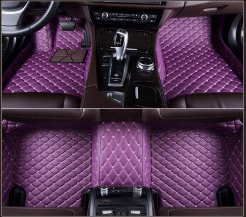 Suitable for Audi R8 2007-2014 luxury custom car mats All-weather mats Front and rear car mats