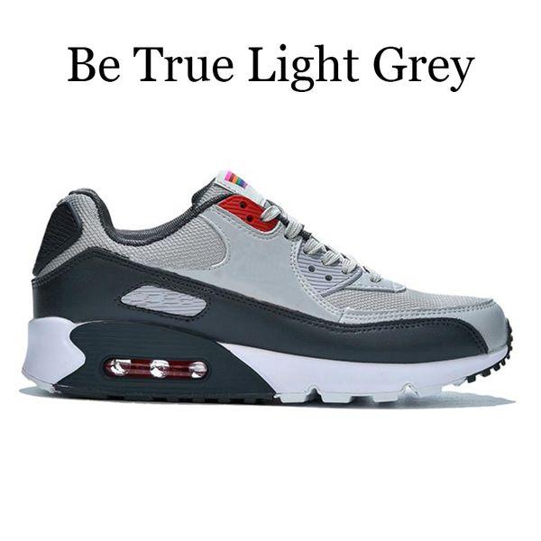 Be True Light Grey