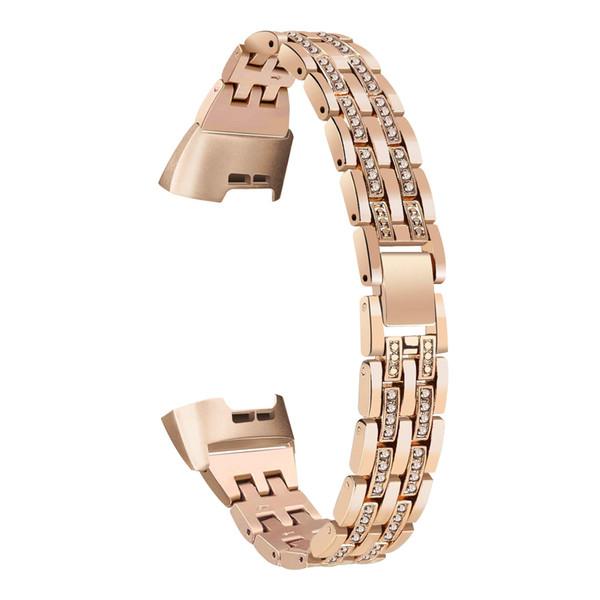 C3-5 Bead-2-Rose Gold