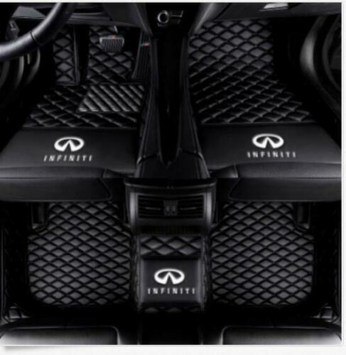 best selling For Fit Infiniti G37 2008~2013Mat Waterproof Pad Car Mat Carpets Non toxic and inodorous floor mat