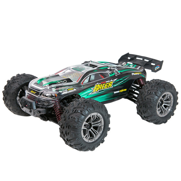 wholesale 9136 1/16 2.4G 4WD RC Car 36km/h Bigfoot Off-road Truck RTR Toy Remote Control Car Model Vehicle Toy