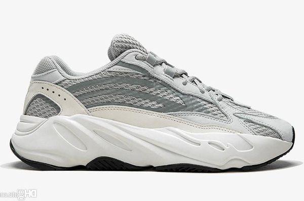 700 New Inertia Grey Orange V2 Static Wave Runner Mauve Triple Running Shoes Mens Women Trainers Kanye West X Sports Designer Sneakers 36-45
