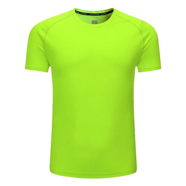 Os pólos dos homens de tênis de manga curta seca Roupa desportiva Kit camisa rápida Badminton para o futebol ao ar livre executando t-shirt Sportswea-76