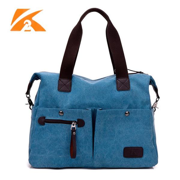 New Trend Canvas Handbag Female Shoulder Bag Art Portable Messenger Bag Korean Version of The Simple Casual Handbag