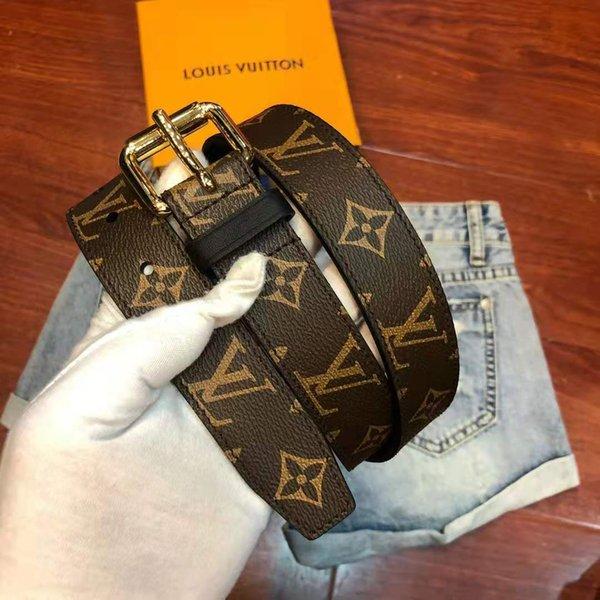2018 classic fashion high quality belt women's high quality leather black white designer leather belt men's luxury belt free shipping 08