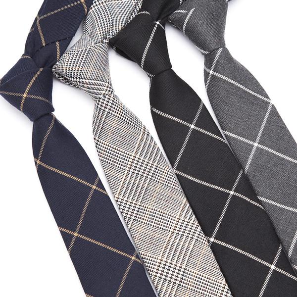 Mens cravatta in lana cravatte formali per uomo Fashion Business Wedding Bowtie Dress Accessori camicia collo cravatta Corbatas Para