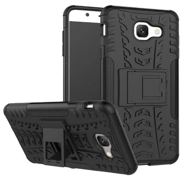 For Samsung Galaxy J7 Max G615F Case Armor Shockproof Rugged Silicone Rubber Hard Back Phone Cover For Galaxy J7 Max