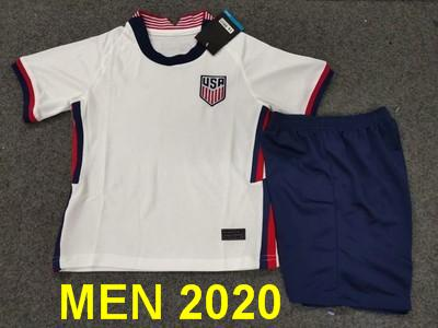 Men White Set