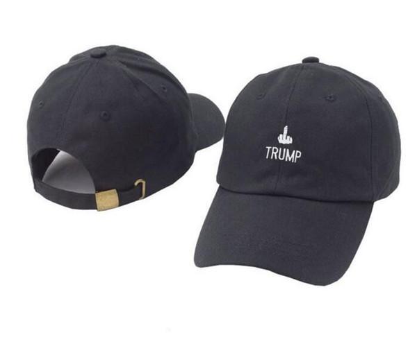 DHL Trump Esporte Chapéu de Beisebol Moda Viagem Caminhadas Snapback Cap Causal Ao Ar Livre Praia Chapéu de Sol Criativo Bordado Trump Bola Caps