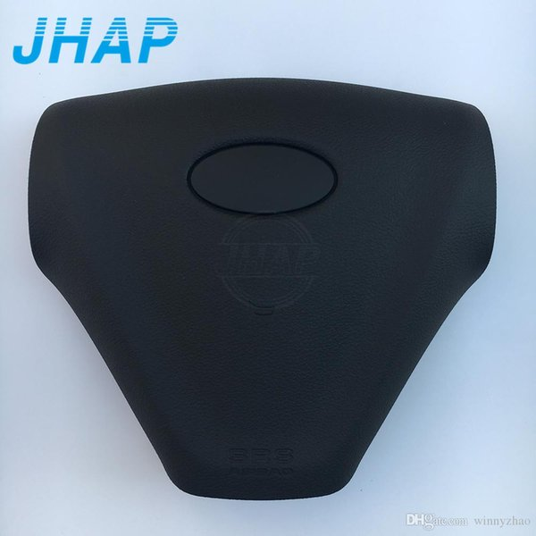 Car SRS Driver Cover Airbags For Kia Rio Steering Wheel Airbag Air bag Cover Free Shipping (With Emblem/Logo)