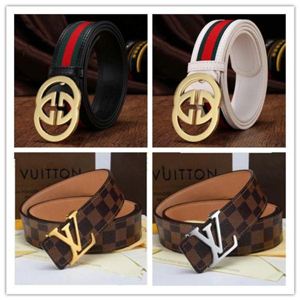 2019 diseñador de cinturones de diseño de marca de lujo cinturones para  hombre de cuero genuino a3402bd3a032