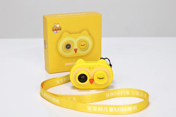 Mini cámara WIFI para niños HD 8MP tarjeta SD externa cámara de video digital sincronización de fotos teléfono móvil