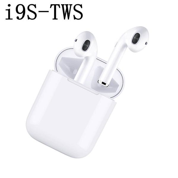 Alta qualidade i9s tws sem fio bluetooth fones de ouvido estéreo 5.0 air headsets pods fones de ouvido protable fone de ouvido bluetooth fones de ouvido