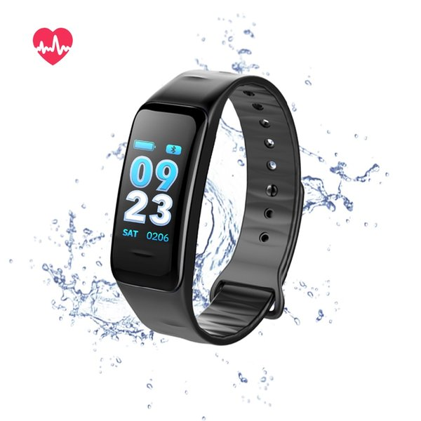 Smart Watch Blood Pressure Heart Rate Sleep Monitor Step Counts Waterproof Women&Men Ladies&Male Smartwatch For Android IOS
