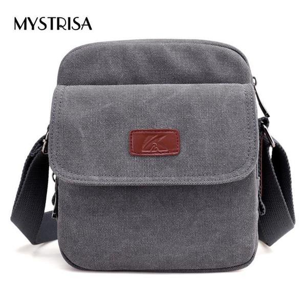 M0128 Nice Pop High Quality Canvas Business Bag Men Casual Travel Crossbody Bag Male Mens Shoulder Messenger Handle