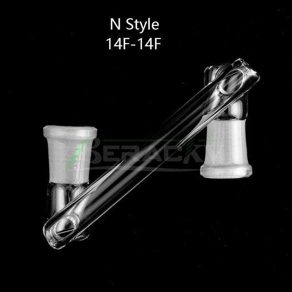 N- 14mm Female - 14mm Female