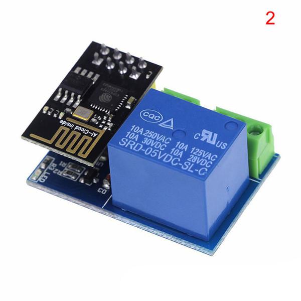 ESP8266 ESP-01S Röle Modülü DIY Akıllı Anahtarı SIR Shop için Wifi Akıllı Soket