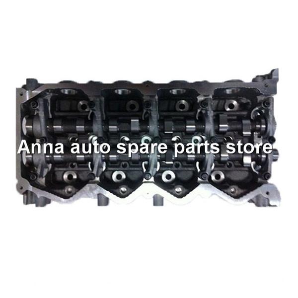 top popular YD25 D22 AMC908605 11040-5M300 11040-5M301 11040-5M302 908 505 Complete Cylinder Head for Nissan NARAVA 2.5D DOHC 16V 1998-2005 2019