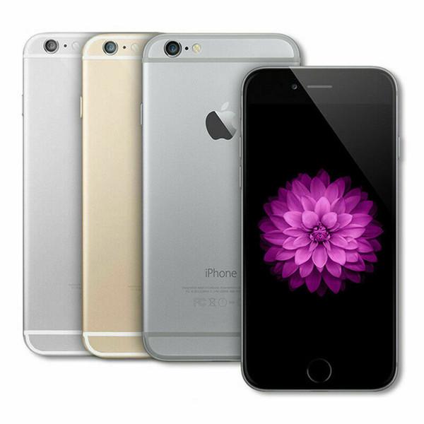 Original Apple iPhone 6 16GB/64GB/128GB Unlocked GSM 4.7 Inch Smartphone Touch ID iCloud WIFI Fingerprint IOS Refurbished