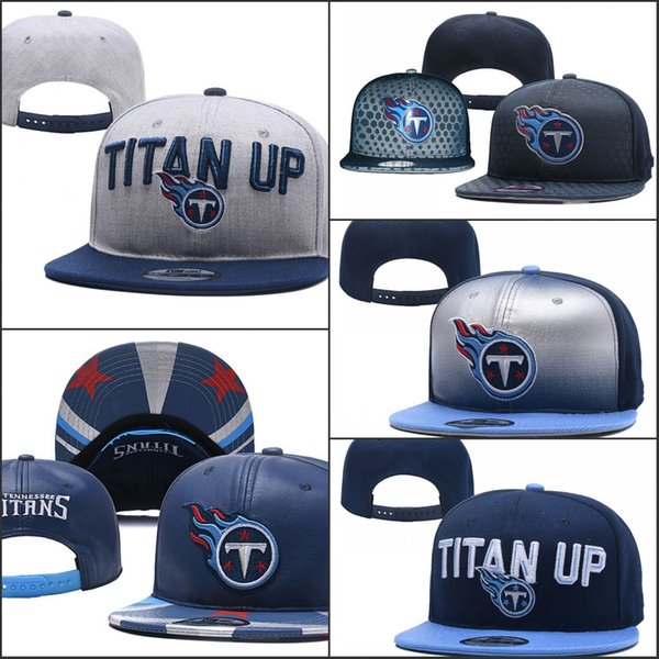 d2bfba0cb 2019 Tennessee Adjustable Hats Titans Embroidery Team Logo Snapback All  Team Wholeasle Knit Beanies Caps One Size Newsboy Cap Trucker Hat From ...