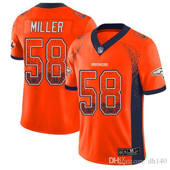 Phillip Lindsay Broncos Jersey