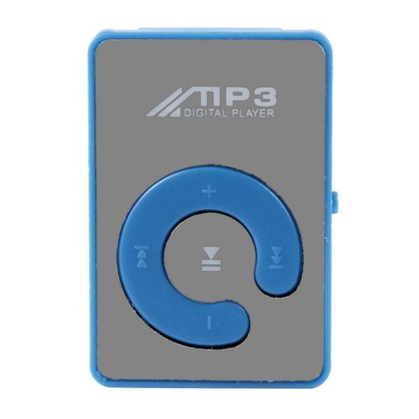 Mini Klip Çiçek Desen MP3 Çalar Müzik Medya Destek Micro SD TF Kart BK Z1102 DROPSHIP Jan 29