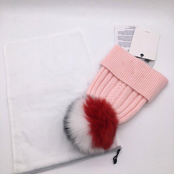 القبعة الوردية