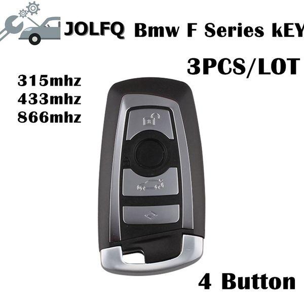Good feedback For bmw Smart Remote Key Keyless Fob For BMW F CAS4 3 5 7 Series F01 F02 F03 F04 F11 F07 F10 F30 Car Key 3pcs/lot