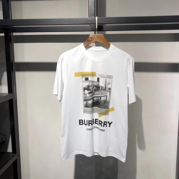 Hombres 2019ss Roma Paris diseñador camiseta de la marca de ropa de moda casual de verano mujeres camiseta de alta calidad Hip Hop Top Tees zsfw001