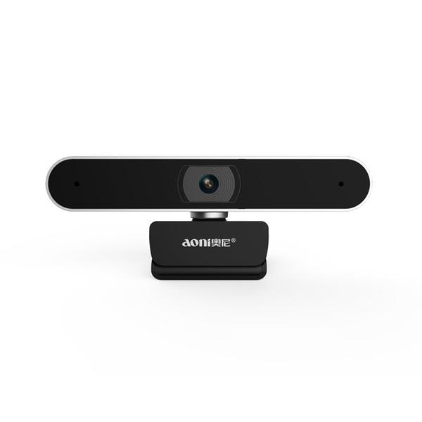 Aoni A30 1080P HD Desktop-Computer-Kamera mit Mikrofon Heimnetzwerk Smart-TV-Kamera Live-Beauty-Laufwerk USB