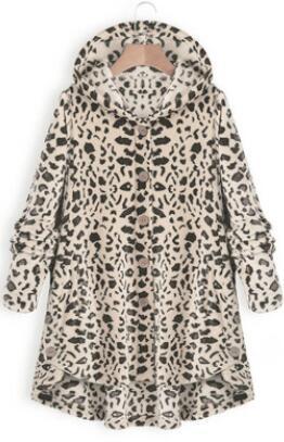 castanho claro leopard