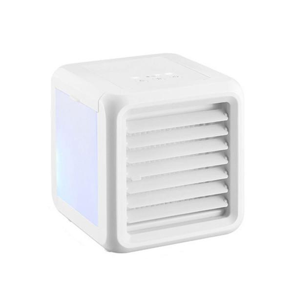 Glück im heißen Sommer USB Cold Fan Box Form Charming Design Windy Health für Ihren Körper Luxus USB Fan