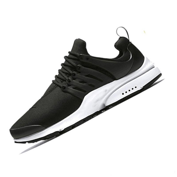 separation shoes 85a40 ef3fb Nike 2018 New PRESTO 5 BR QS Breathe Black White Yellow Red Mens Shoes  Sneakers Women Running Shoes Sports Shoe Walking designer shoes