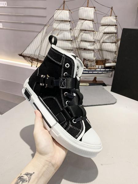 2020 para hombre de los zapatos del diseñador de zapatos ocasionales de la plataforma Hermosa zapatillas de deporte de los diseñadores los zapatos de cuero de lujo de los colores sólidos de vestido de zapatos xr19120604