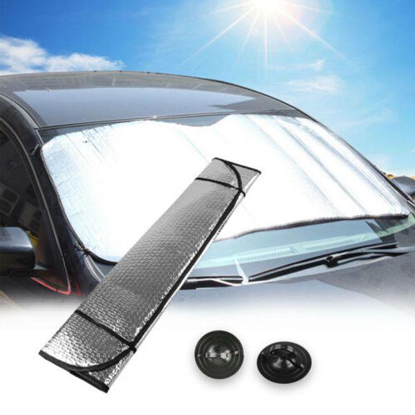 Parasole auto estivo Parasole parasole pieghevole per parabrezza anteriore / lunotto Resistente agli UV
