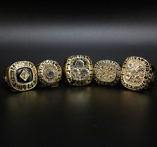 5 Ringe