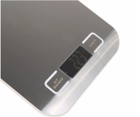 Free shipping 5000g/1g Digital Kitchen Scales Cooking Measure Tools Stainless Steel Electronic Weight LCD Electronic Bench Weight Scale Libr