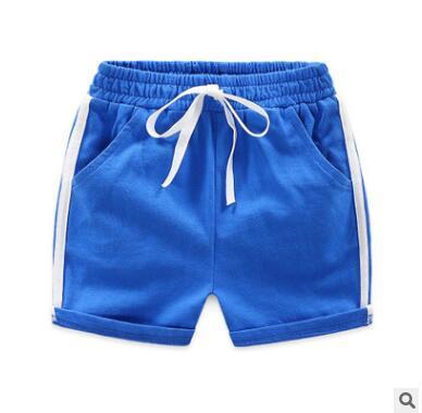 Großhandel Kinder Shorts 2019 Sommer Kinder Baumwolle Shorts Für Jungen Mädchen Marke Shorts Kleinkind Höschen Strand Kurze Sporthose Babykleidung Von
