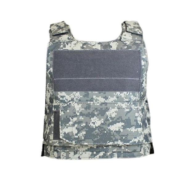 Hommes Léger Réglable Entraînement Combat Tactique Casual, Extérieur, etc. Ceinture avec poches. Gilet de chasse