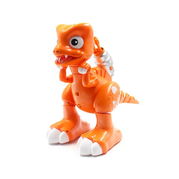 DA XIN Remote Control Interactive Dinosaur Dancing Music Mist Breathing Toy Child Gifts